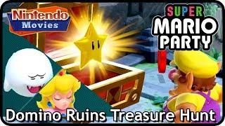 Video Super Mario Party: Partner Party - Domino Ruins Treasure Hunt (2 players, Master, 20 turns) MP3, 3GP, MP4, WEBM, AVI, FLV Desember 2018