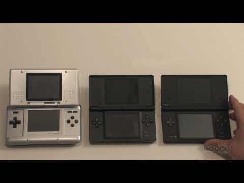 Unboxing the Nintendo DSi by GameSpot
