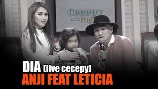 Video ANJI FEAT LETICIA - DIA | Live Cecepy RCTI 31 Mei 2016 MP3, 3GP, MP4, WEBM, AVI, FLV Mei 2017