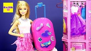 Video Kendin Yap Bölüm 10 | Barbie bebekler için valiz nasıl yapılır | Evcilik TV MP3, 3GP, MP4, WEBM, AVI, FLV November 2017