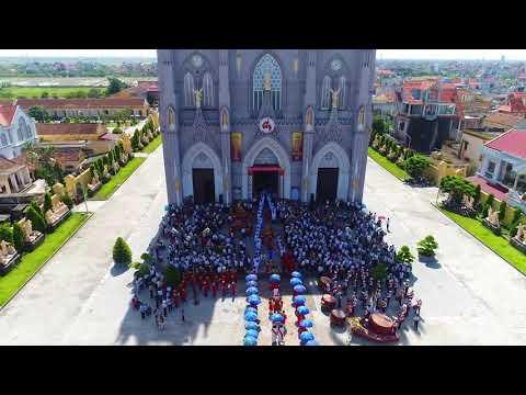 Giáo Phận Bùi Chu: Khai Mạc Năm Thánh Tôn Vinh Các Thánh Tử Đạo Việt Nam