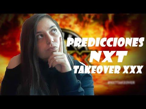 Predicciones de NXT TakeOver XXX