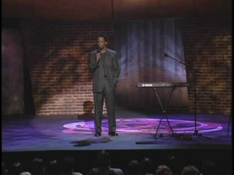 Comedy Central Stand Up Billy D Washington