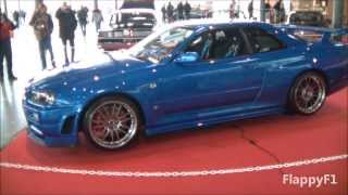 Nonton Paul Walkers Nissan Skyline GT-R R34 - Fast & Furious 4 - On Display! Film Subtitle Indonesia Streaming Movie Download