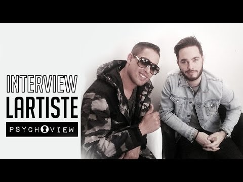 Interview Lartiste