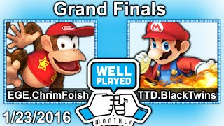 Early contender for best set of 2016! Well Played  5 GFs – EGE|Chrim Foish (W) vs [T.T.D.]|Blacktwins (L)