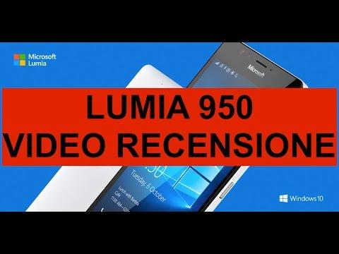 Foto Recensione Microsoft Lumia 950