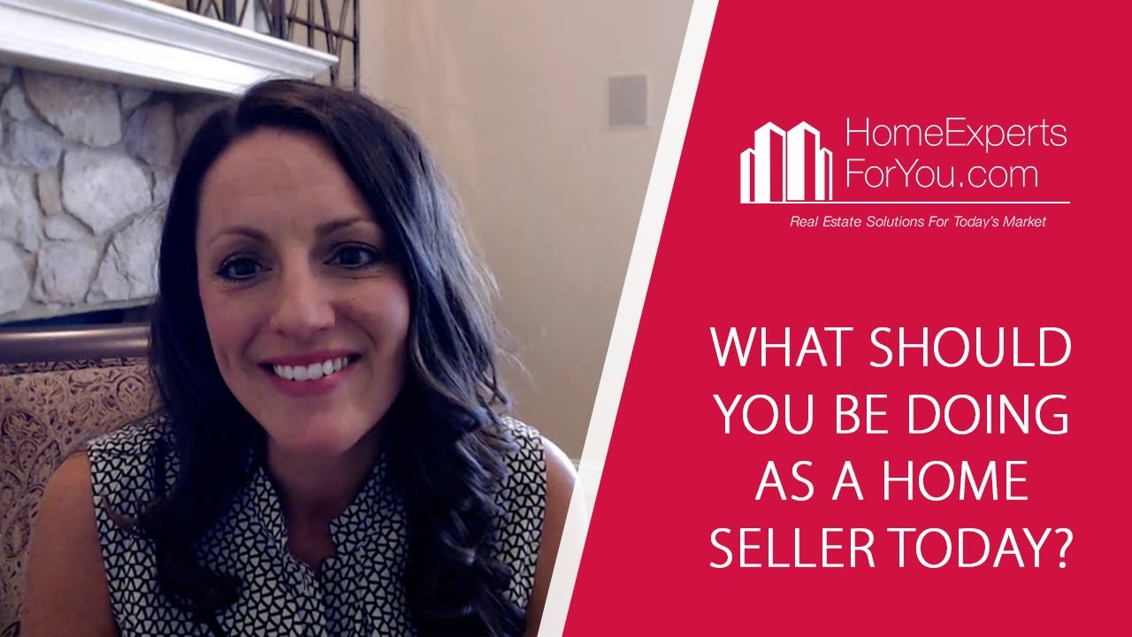 What Are the Best Practices of Today's Home Sellers?