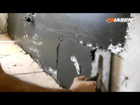 Watstop by Diasen - Impermeabilizzante liquido per umidità di risalita, infiltrazioni, controspinta