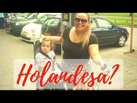 Vlog 43/17: Fim de semana Holandês : Panquecas, bicicletas, unhas de gel e mais  /BRUNNACOM2NS