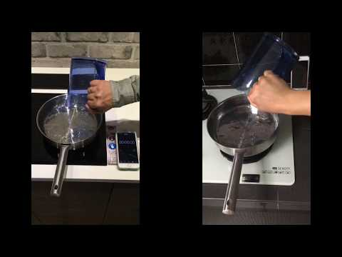 Induction hob vs Gas