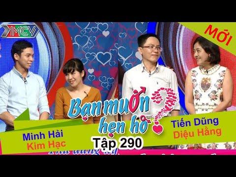 Bạn Muốn Hẹn Hò Tập 290 Full 17-07-2017