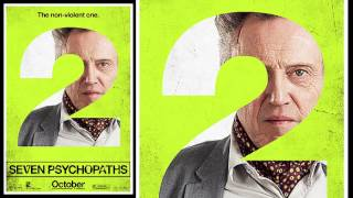 Seven Psychopaths Character Movie Posters