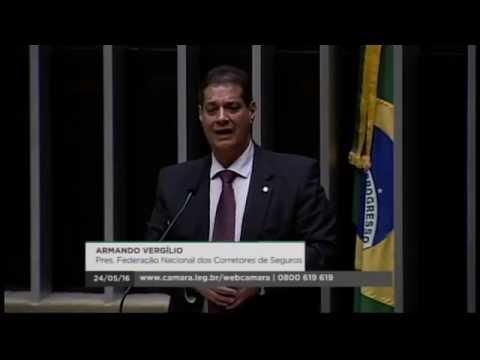 Armando Vergílio destaca atuação do SINCOR Goiás