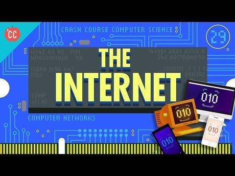 The Internet: Crash Course Computer Science #29