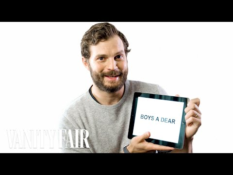 Jamie Dornan Teaches You Northern Irish Slang