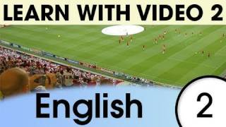 Relaxing in the Evening, Learn English with Video