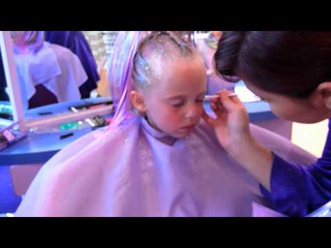 Disney Studio 365 rock-star makeover at Disneyland