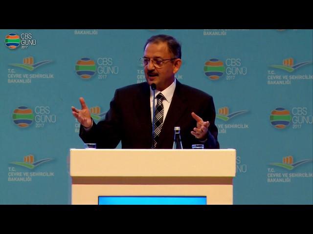 Çevre ve Şehircilik Bakanı Mehmet Özhaseki Açılış Konuşması (30 Kasım 2017 )