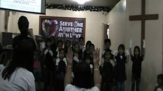 CHILDREN'S MINISTRY PRESENTATION - Who Am I