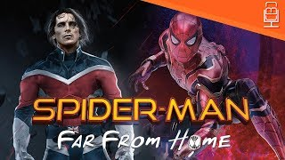 Video Captain Britain in Spider-Man Far From Home Theory & Evidence MP3, 3GP, MP4, WEBM, AVI, FLV September 2018