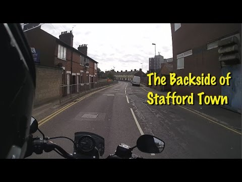 The Backside of Stafford Town