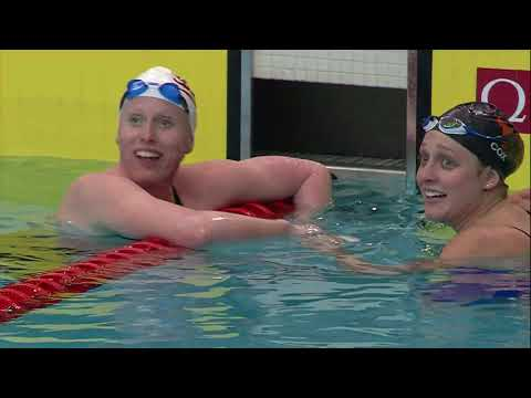 Women's 100m Breast A Final | 2019 Tyr Pro Swim Series - Bloomington
