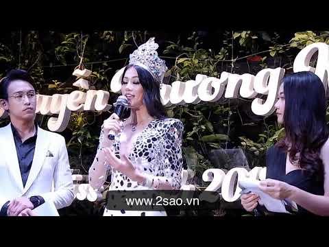 Phương Khánh khóc phủ nhận việc mua giải Miss Earth 2018 - Thời lượng: 5 phút, 38 giây.