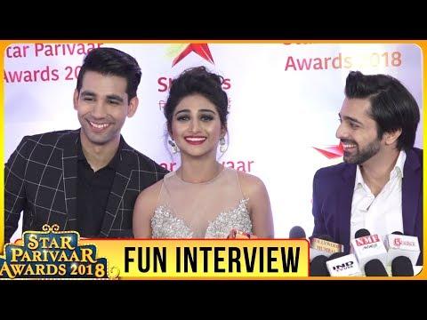 Yeh Rishta Kya Kehlata Hai Cast Fun Interview | St