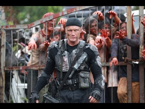 BATTLE OF THE DAMNED |SCI-FI-LONDON | OKTOBERFEST 2013 | trailer Dolph Lundgren vs zombies vs robots