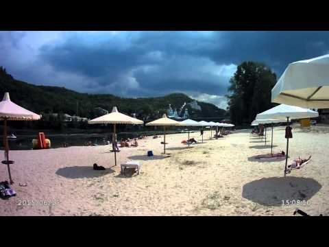Святогорск.отдых на беспл, пляже.