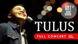 Video TULUS - Live Acoustic at ARTJOG 2018 [FULL CONCERT] MP3, 3GP, MP4, WEBM, AVI, FLV Agustus 2018