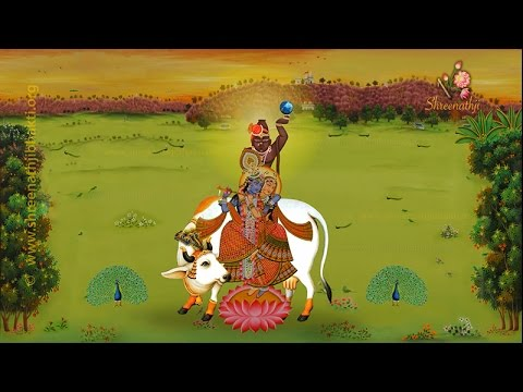 Video of ShreeNathji ( Krishna Radha )