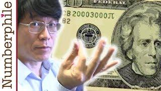 Научное объяснение, почему нельзя поймать долларовую купюру двумя пальцами