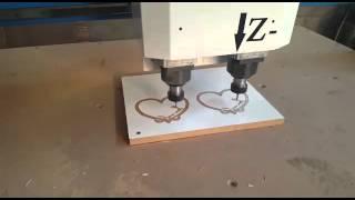 CNC Motif İşleme 3