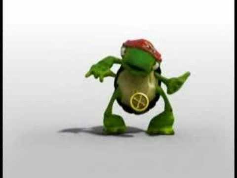 La tortuga del reggeaton