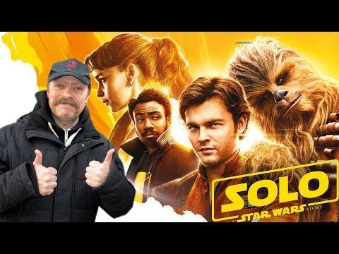 Crítica HAN SOLO Una historia de Star Wars  *SIN SPOILERS* por Miguel Juan Payán