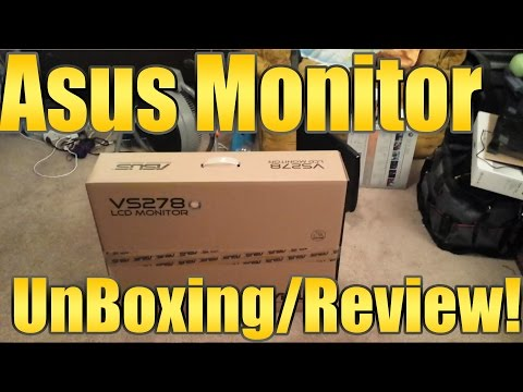 [Not a Review] ASUS 27