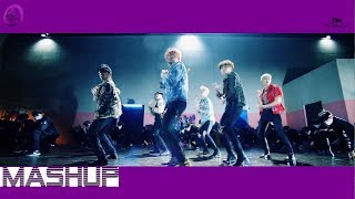 Video NCT 127/BTS - Cherry Bomb/Fire ( MashUp ♪ ) MP3, 3GP, MP4, WEBM, AVI, FLV Januari 2018