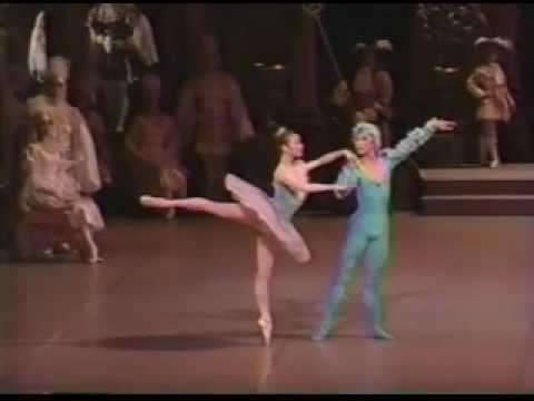 Blue Bird - Sleeping Beauty Act3