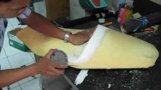 8. Kawasaki Ninja 650R Custom Seat Modification Movie