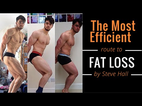 The Most Efficient Route To Fat Loss With Steve Hall From Revive Stronger