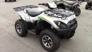 1. 2019 Kawasaki Brute Force 750i limited edition