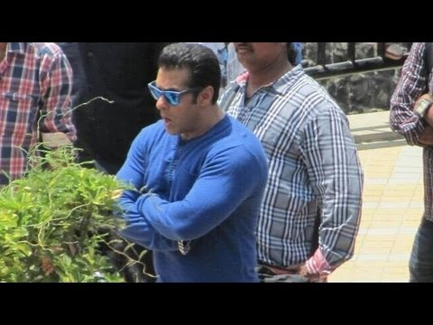 Shoot For Salman Khan's 'Mental' Comes To A Stand-