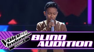 Video Grego - Fallin' | Blind Auditions | The Voice Kids Indonesia Season 3 GTV 2018 MP3, 3GP, MP4, WEBM, AVI, FLV Juli 2018