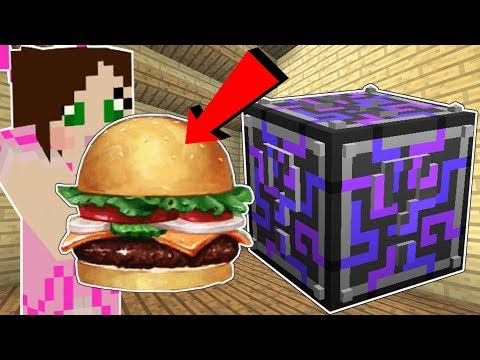 Minecraft: LUCKY BLOCK FUTURE!!! (3D WEAPONS, FLYING ARMOR, & MORE!) Mod Showcase (видео)