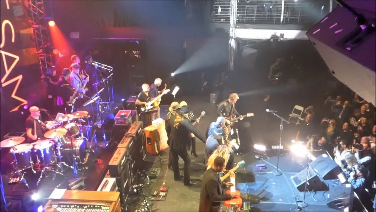 Guitar Legends for Heroes – One Way Out @ Terminal 5 on 11.29.17 Rock n Roll Reality King Hits