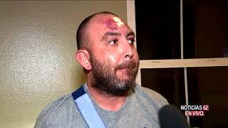Fanático de los Dodgers golpeado en juego en Los Ángeles -Noticias62 - Thumbnail