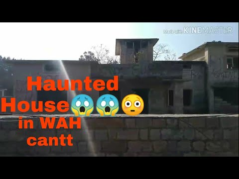 Horror place in WAH CANTT😱😱🤫| Vlog#14