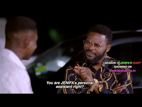 Jenifa's diary Season 12| Now on SceneOneTV App and SceneOne.tv|Trailer | Nollywood TV series|